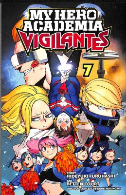My Hero Academia: Vigilantes, Vol. 7 (7)