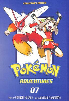 Pokmon Adventures Collector's Edition, Vol. 7 (7)