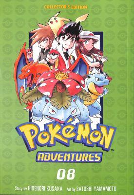 Pokmon Adventures Collector's Edition, Vol. 8 (8)