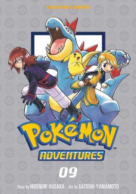 Pokémon Adventures Collector's Edition, Vol. 9 (9)