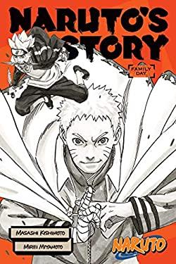 Naruto: Narutos Story--Family Day (Naruto Novels)