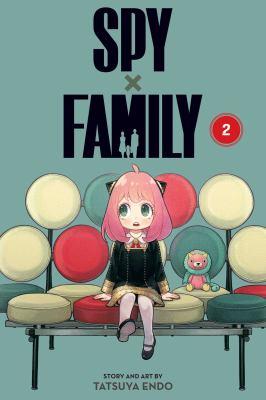 Spy x Family, Vol. 2 (2)