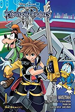 Kingdom Hearts III: The Novel, Vol. 1 (light novel): Re:Start!! (Kingdom Hearts III (light novel) (1))