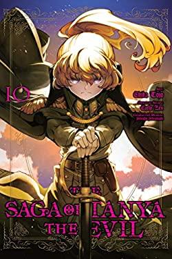 The Saga of Tanya the Evil, Vol. 10 (manga) (The Saga of Tanya the Evil (manga) (10))