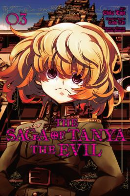 The Saga of Tanya the Evil, Vol. 3 (manga) (The Saga of Tanya the Evil (manga))