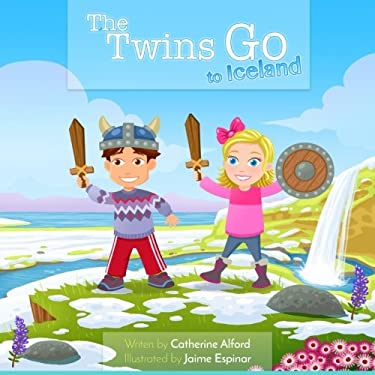 The Twins Go to Iceland (Volume 2)