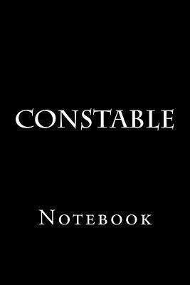 Constable: Notebook