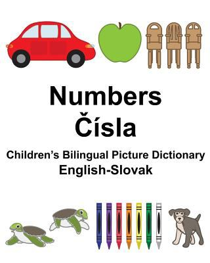 English-Slovak Numbers Childrens Bilingual Picture Dictionary (FreeBilingualBooks.com)