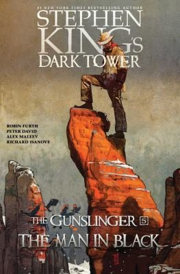 The Man in Black (Stephen King's The Dark Tower: The Gunslinger)