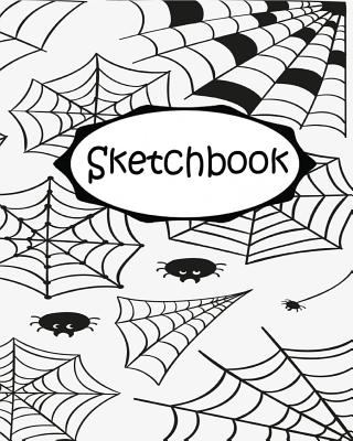 """Sketchbook : Cobweb: Socute : 110 Pages of 8"""" x 10"""" Blank Paper for Drawing (Sketchbooks)"""