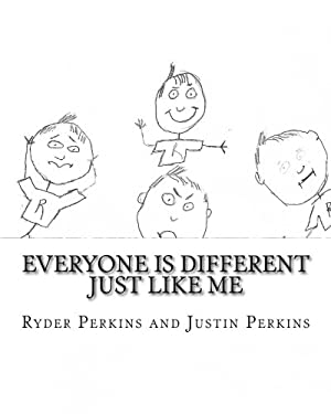 Everyone Is Different Just Like Me