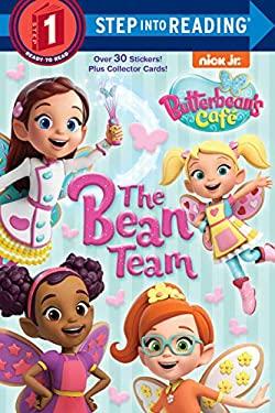 The Bean Team (Butterbean's Café) (Step into Reading)