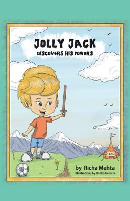 Jolly Jack: Discovers his powers