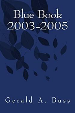 Blue Book 2003-2005