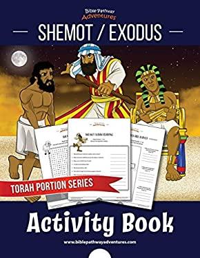 Shemot / Exodus Activity Book: Torah Portions for kids