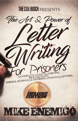 The Art & Power of Letter Writing For Prisoners Deluxe Edition