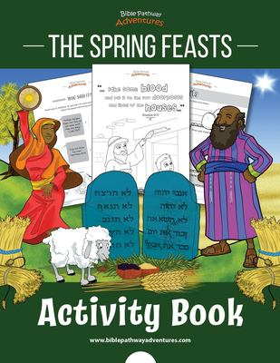 The Spring Feasts Activity Book (The Feasts)