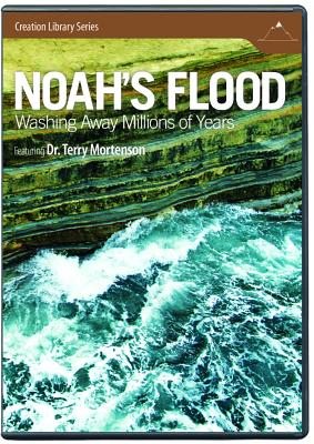 Noah's Flood Washing Away Millions of Years [With Booklet]