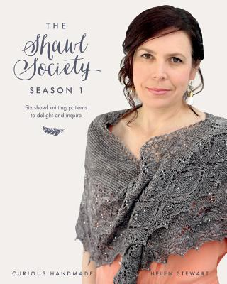The Shawl Society Season 1: Six shawl knitting patterns to delight and inspire