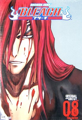 Bleach Volume 8: Entry