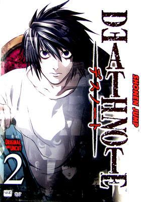 Death Note Volume 2