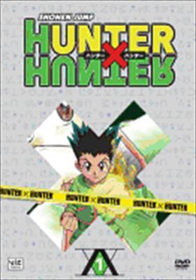 Hunter X Hunter Volume 1