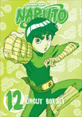 Naruto Box Set Volume 12