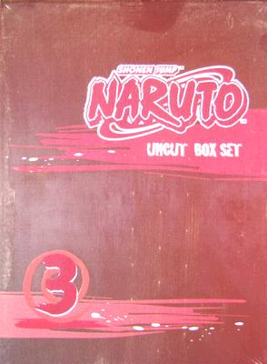 Naruto Box Set Volume 3