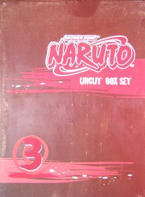 Naruto Box Set Volume 3
