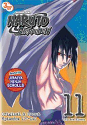 Naruto Shippuden Box Set 11