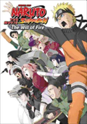 Naruto Shippuden the Movie-Will of Fire