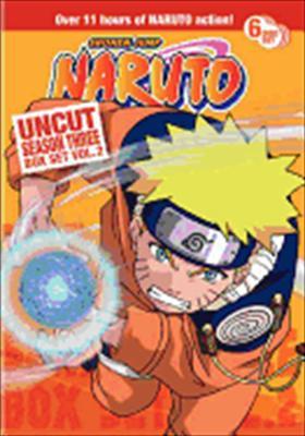 Naruto Uncut: Season 3, Volume 2