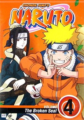 Naruto Volume 4: Broken Seal