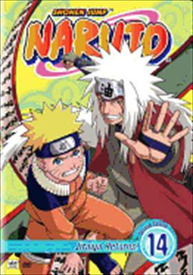Naruto Volume 14: Jiraiya Returns