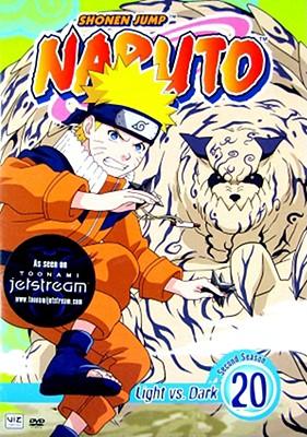 Naruto Volume 20: Light vs. Dark