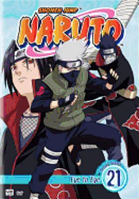 Naruto Volume 21 0782009237433