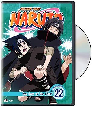 Naruto Volume 22 0782009237440