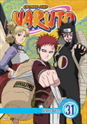 Naruto Volume 31: Showdown