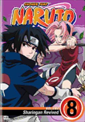 Naruto Volume 8: Sharingan Revived