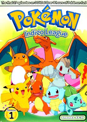 Pokemon: Season 1, Volume 3