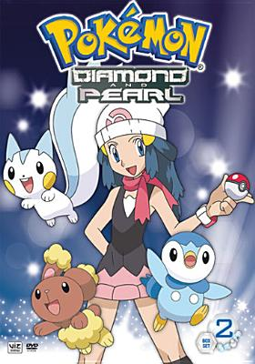 Pokemon: Diamond & Pearl Collection 2