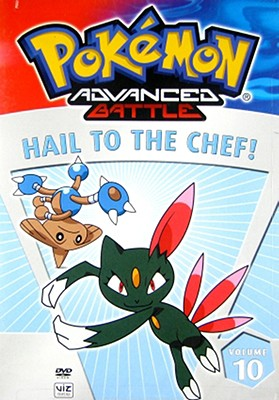 Pokemon Advanced Battle Volume 10: Hail to the Chief