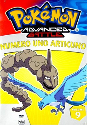 Pokemon Advanced Battle Volume 9: Numero Uno Articuno