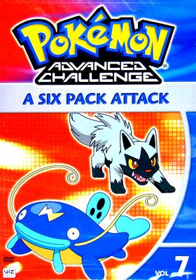 Pokemon Advanced Challenge V07-Six Pack Attack