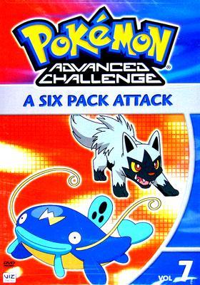 Pokemon Advanced Challenge V07-Six Pack Attack