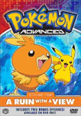 Pokemon Advanced Volume 1: Ruin with a View