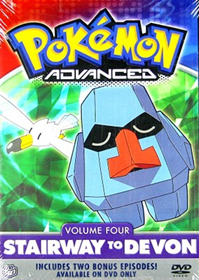 Pokemon Advanced Volume 4: Stairway to Devon