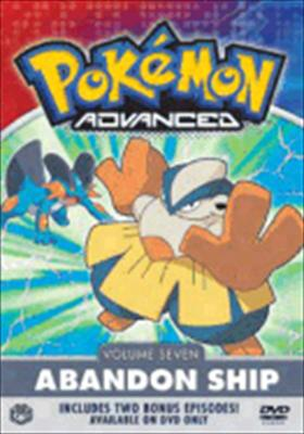 Pokemon Advanced Volume 7: Abandon Ship