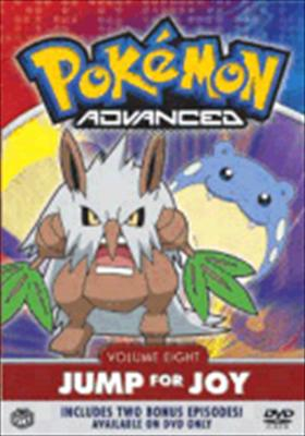 Pokemon Advanced Volume 8: Jump for Joy