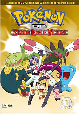 Pokemon DP: Sihhoh League Victors Set 1
